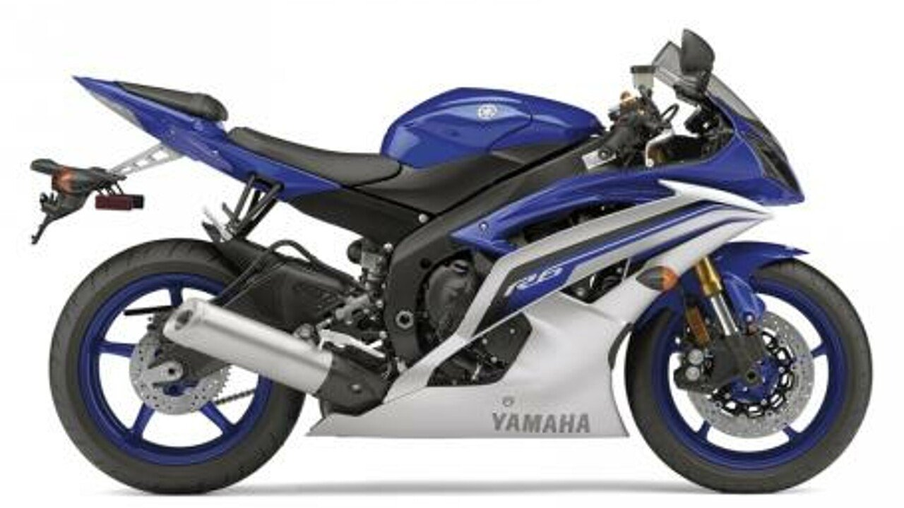 2016 Yamaha YZF-R6 for sale 200482302