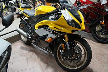 2016 Yamaha YZF-R6 for sale 200510342