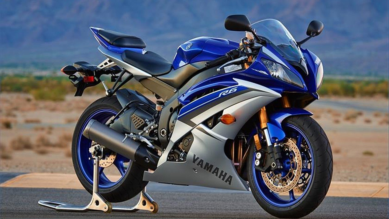 2016 Yamaha YZF-R6 for sale 200547450