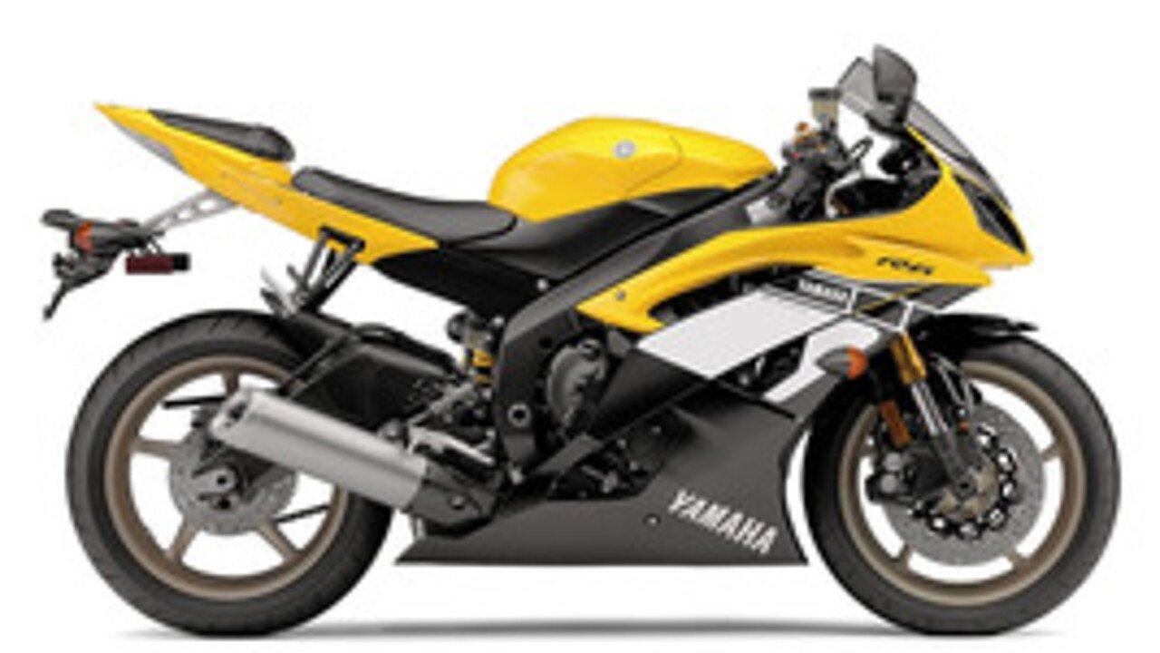 2016 Yamaha YZF-R6 for sale 200555100