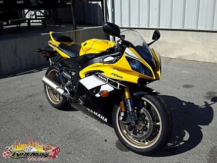 2016 Yamaha YZF-R6 for sale 200501310