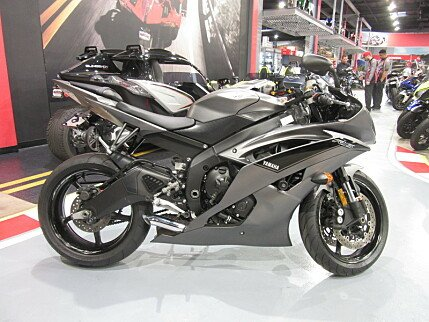 2016 Yamaha YZF-R6 for sale 200513795