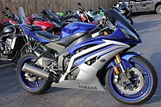 2016 Yamaha YZF-R6 for sale 200519390