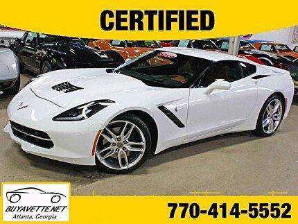 2016 chevrolet Corvette Coupe for sale 101033366