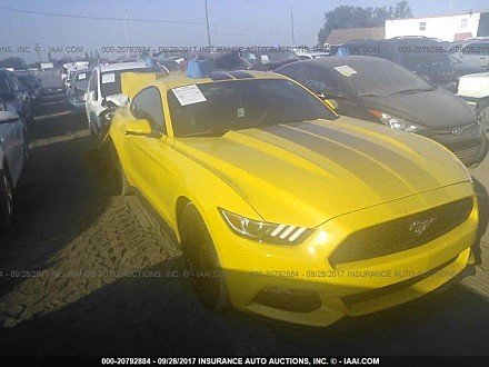 2016 ford Mustang Coupe for sale 101015940
