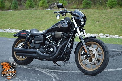 2016 harley-davidson Dyna for sale 200629804