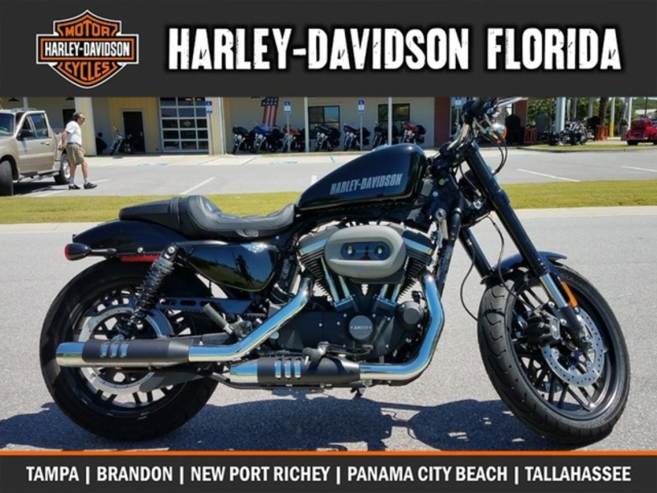 2016 harley-davidson sportster roadster for sale near panama city