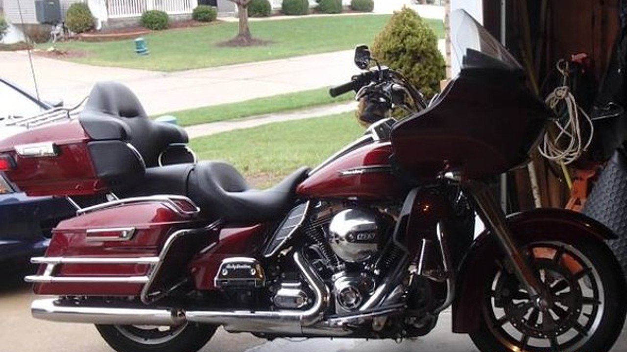 2016 harley-davidson Touring for sale 200553269