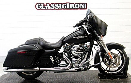 2016 harley-davidson Touring for sale 200632578
