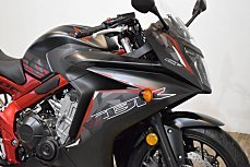 2016 honda CBR650F for sale 200625609