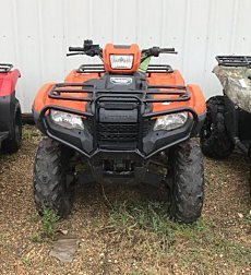 2016 honda FourTrax Foreman for sale 200598661