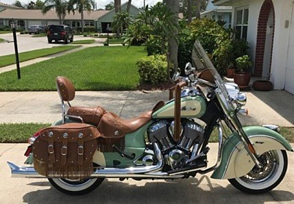2016 indian Chief for sale 200490394