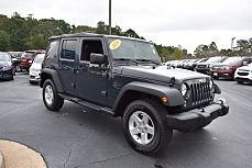 2016 jeep Wrangler 4WD Unlimited Sport for sale 101032186