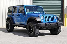 2016 jeep Wrangler 4WD Unlimited Sport for sale 101043560