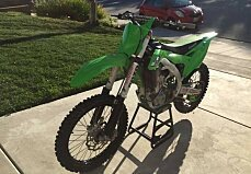 2016 kawasaki KX450F for sale 200574552