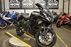 2016 kawasaki Ninja 650 for sale 200622723