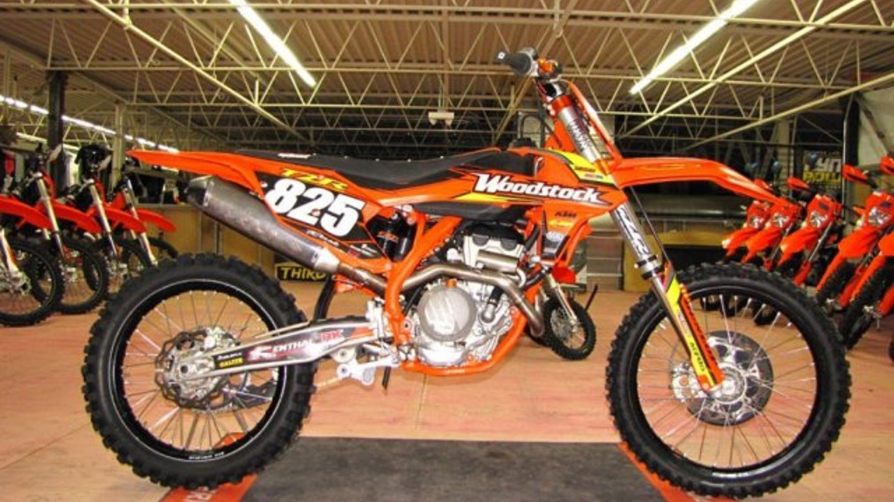 2016 ktm 250SX-F for sale 200544833