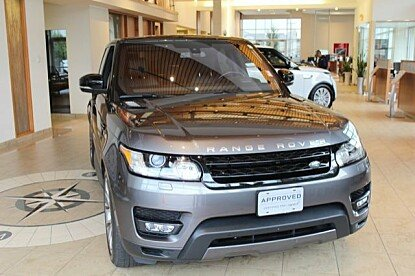 2016 land-rover Range Rover Sport Supercharged for sale 101028890