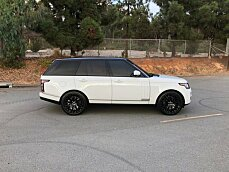 2016 land-rover Range Rover HSE for sale 100998480
