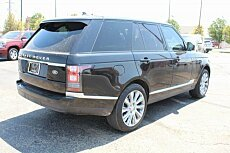 2016 land-rover Range Rover Supercharged for sale 101008319