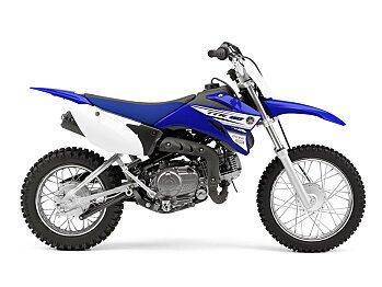 2016 yamaha TT-R110E for sale 200560556