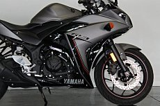 2016 yamaha YZF-R3 for sale 200614658