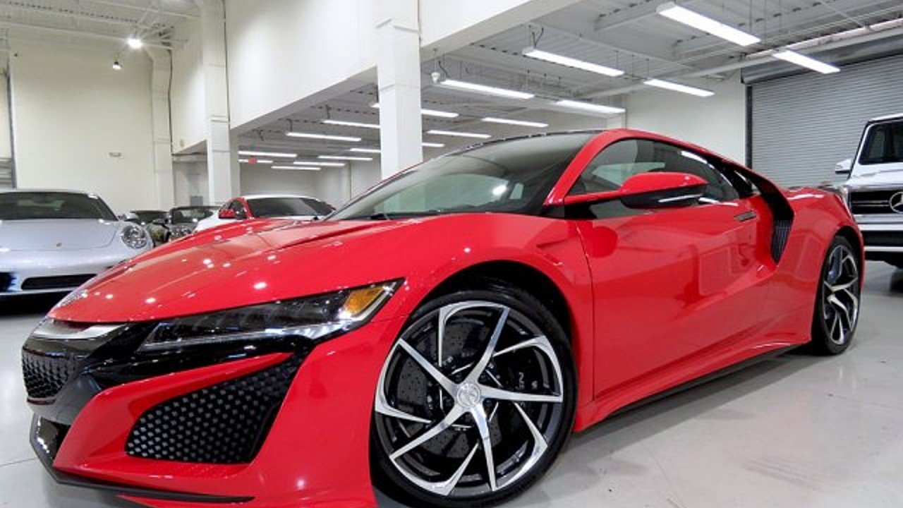 2017 Acura NSX for sale 100919749