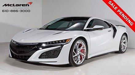 2017 Acura NSX for sale 100886617