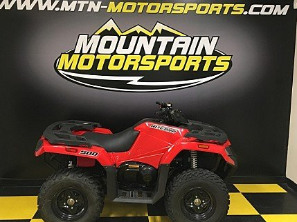 2017 Arctic Cat Alterra 500 for sale 200540785
