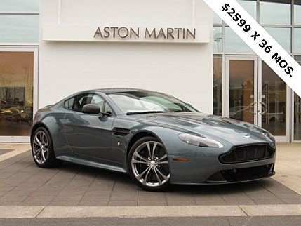 2017 Aston Martin V12 Vantage for sale 100851867
