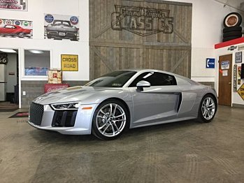 2017 Audi R8 V10 Coupe for sale 100960734