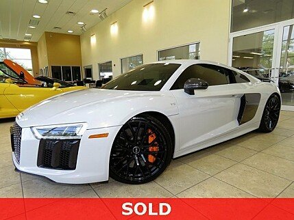 2017 Audi R8 V10 plus Coupe for sale 100885021