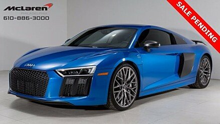 2017 Audi R8 V10 plus Coupe for sale 100893027