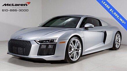2017 Audi R8 V10 Coupe for sale 100888003