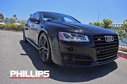 2017 Audi S8 for sale 100879581