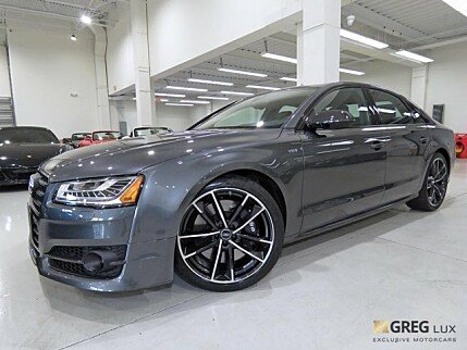 2017 Audi S8 for sale 100959688