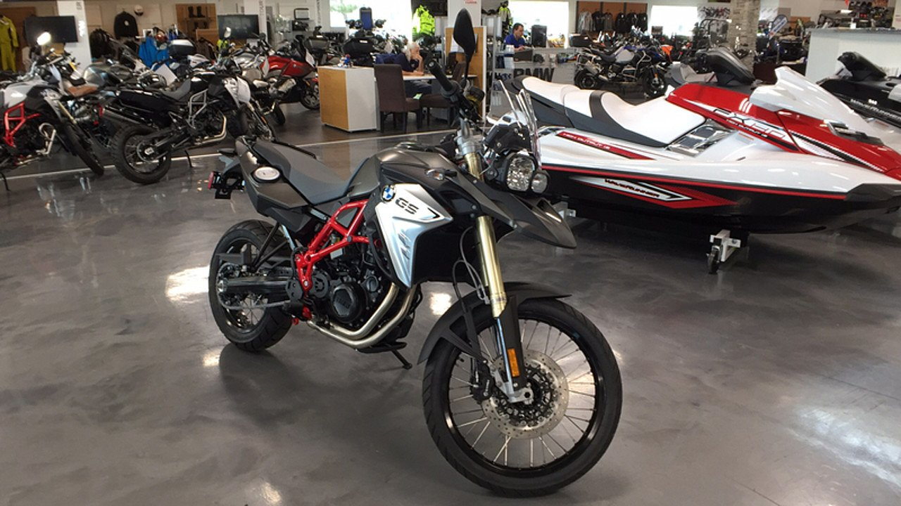 2017 BMW F800GS for sale 200402530