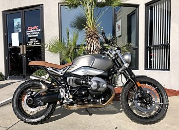 2017 BMW R nineT Scrambler for sale 200571074