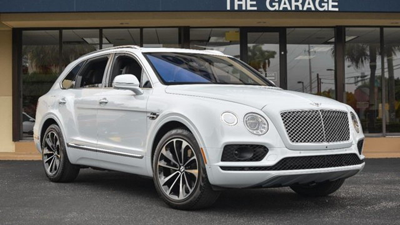 2017 Bentley Bentayga for sale 100875399