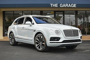 2017 Bentley Bentayga for sale 100930759