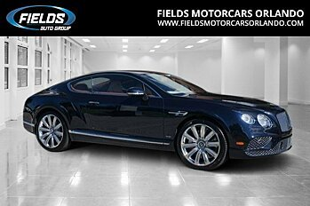 2017 Bentley Continental GT Coupe for sale 100815536