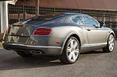 2017 Bentley Continental GT V8 Coupe for sale 100834941