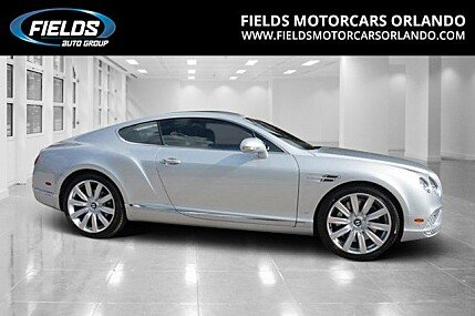 2017 Bentley Continental GT Coupe for sale 100845649