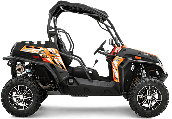 2017 CFMoto ZForce 800 for sale 200470430