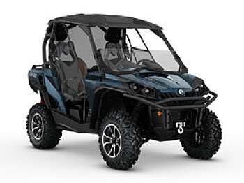 2017 Can-Am Commander 1000 for sale 200406806