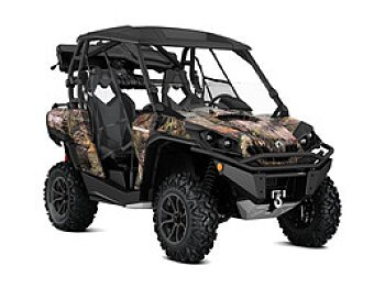 2017 Can-Am Commander 1000 for sale 200406812