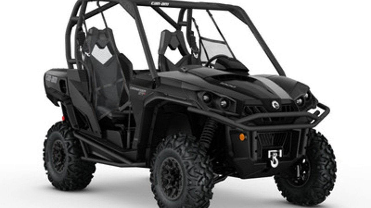 2017 Can-Am Commander 1000 for sale 200406813