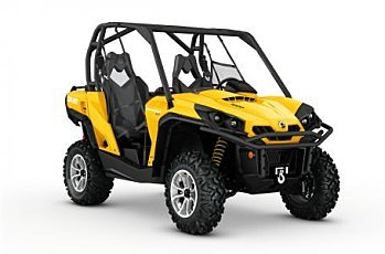2017 Can-Am Commander 1000 for sale 200421787