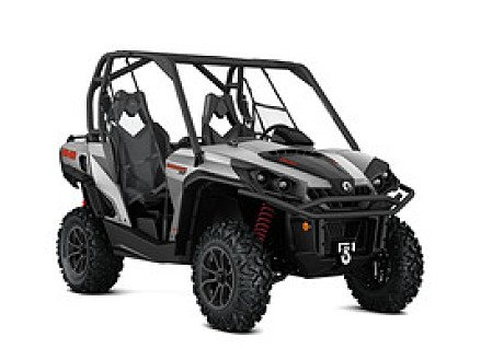 2017 Can-Am Commander 1000 for sale 200406814
