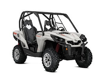 2017 Can-Am Commander 800R for sale 200406805